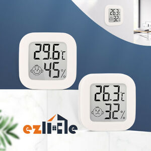 Digital Hygrometer Temperature Indoor LCD Humidity Meter Sep14