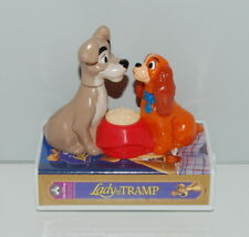 """1998 Lady and the Tramp 2.75"""" Action Figure McDonald's Video Favorites Disney"""