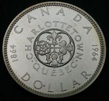 CANADA 1 Dollar ND(1964) - Charlottetown - Elizabeth II. - XF - 2868