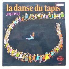 JO PRIVAT La danse du tapis MFP 5415 Dessin Lenoury