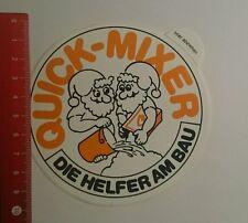 ADESIVI/Sticker: Quick MIXER l'aiuto alla costruzione (03091624)