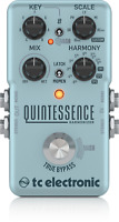 TC ELECTRONIC QUINTESSENCE Harmony Guitar Effect Pedal - Pitch Harmonizer