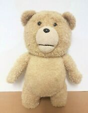 """Official 16"""" TALKING TED BEAR with Moving Mouth - Seth MacFarlan Voice - X-Rated"""