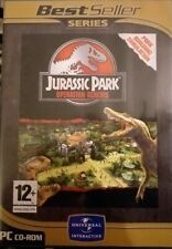 jurassic park operation genesis pc Game Best seller Series  FREE UK POSTAGE