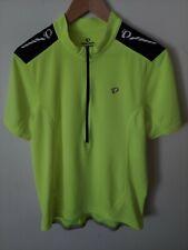 New listing Barely Used Size:L PEARL IZUMi Women's Lemon Cycling Bike Triathlon Jersey Shirt