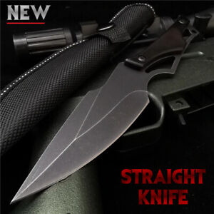 Tactical Outdoor Fixed Knife Hunting Camping Pipe Cutter Nife Hot EDC Hard Tool