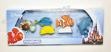 DISNEY NEMO FIGURINES SET CAKE TOPPER TOY COLLECTIBLE DORY SQUIRT BRUCE 4PC SET