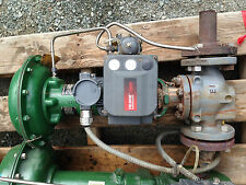 FISHER TYPE ED 1.5 INCH CLASS 300 667 ACTUATED VALVE