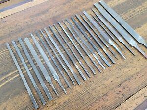MACHINIST Tools Metal Files SWISS PATTERN Files Rasps OLIVER of ADRIAN ☆USA