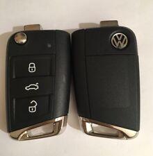 Clé Vierge Id48 Vw Golf 7 VII Vll  Originale MQB 5G0959752BC VOLKSWAGEN keyless