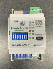 Intesis ME-AC-BAC-1 Gateway Mitsubishi Mr.Slim and City Multi IntesisBox