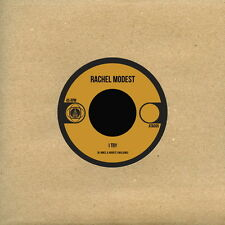 Rachel Modest - I Try / Forbidden Love 7""
