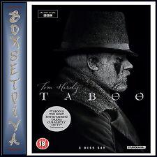 TABOO -   COMPLETE SEASON 1- FIRST SEASON *BRAND NEW DVD**