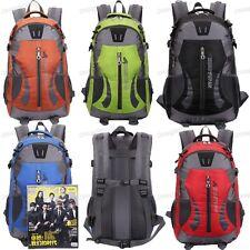 40L Rucksack Backpack Sporttasche Wasserdicht Wandern Camping Reise Outdoor neu