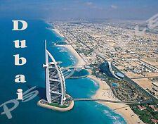 DUBAI  - Travel Souvenir Flexible Fridge Magnet
