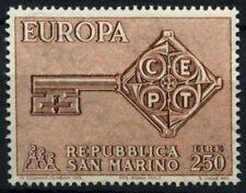 San Marino 1968 SG#848 Europa MNH #D55617