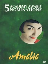 Amelie (Dvd, 2002, 2-Disc Set, Special Edition) New & Sealed