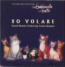 IVANA SPAGNA - So volare - CD 1998 SINGLE CARDSLEEVE USATO OTTIME CONDIZIONI