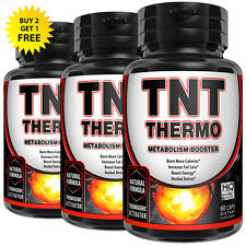 THERMO SLIMMING WEIGHT LOSS DIET PILLS STRONGEST LEGAL FAST FAT BURNER TABLETS