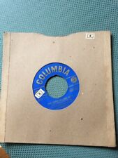 """7"""" Single SCB112 Columbia Wine Women And Song. Donna Diana Vienna Philharmonic"""