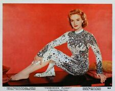 "Sexy Anne Francis Forbidden Planet 8X10"" Photo AF#2"