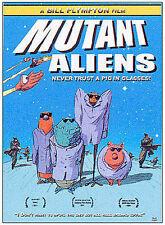 Mutant Aliens DVD