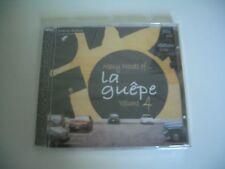 LA GUEPE CD NEUF EMBALLE RARE GROOVE YARED ORCHESTRA GODCHILD RIZ ORTOLANI....