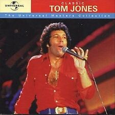 Tom Jones: Universal Masters Collection (CD, Jan-2000, Universal ( New)
