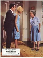DANY SAVAL  TONY CURTIS THELMA RITTER BOEING-BOEING 1965 VINTAGE LOBBY CARD #3