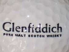 (1) GLENFIDDICH SCOTCH WHISKEY LOGO GOLF BALL (BLACK)