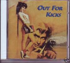 V.A. - OUT FOR KICKS - Buffalo Bop 55097 50s Rock CD