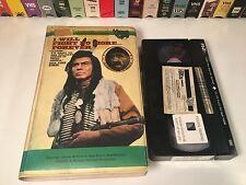* I Will Fight No More Forever Rare TV Movie VHS 1975 James Whitmore Sam Elliott