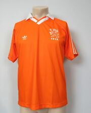 Netherlands 1990-92 home shirt Holland adidas XS (fits like S) MINT