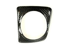 Zerg Real Carbon Fiber MANUAL Shift Boot Trim Cover 06-11 Civic Si / EX / DX /LX