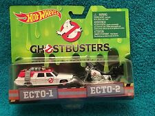 2016 Hot Wheels Ecto-1 And Ecto-2