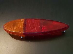 FORD TAUNUS 12M P6 1966-70 TAIL LIGHT LENS LH NEW OLD STOCK! 463281