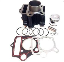 50CC COMPLETE CYLINDER AND PISTON KIT ASSEMBLY MEERKAT KAZUMA ATV RED CAT QUAD
