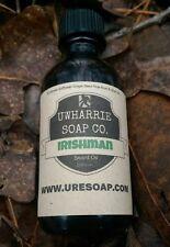 "2oz ""IRISHMAN"" Beard Oil The smell of Ireland-Best Seller on eBay for a reason!!"