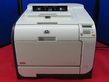 HP Color LaserJet CP2025 Color Laser Printer CB495A W Toners Total Page Count