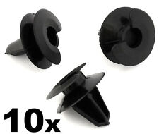 10 Vauxhall / Opel Plastic Trim Clips- interior door card panels & trim moulding