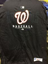 Base Ball Shirt Mens Washinton Nationals Medium