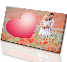 Ihr Foto, Bild, Druck auf echter Leinwand 20x30 cm oder 30x20 cm