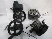 2003 Honda Civic Power Steering Pump OEM 53K Miles (LKQ~210652475)
