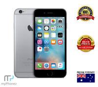 Apple Iphone 6 16gb Good Condition 3 Months Warranty Space Grey UNLOCKED Aussie