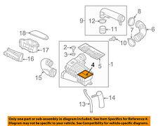 VW VOLKSWAGEN OEM 14-15 Passat Engine-Air Cleaner Filter Element 5C0129620