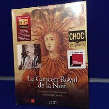 NEWSebastien Dauce Concert Royal de la Nuit 2015 Book 2CD The King Dances Ballet