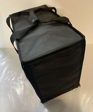 Jewelry Tray Carrying Case Black Display Bag Nylon Holds 12 Trays Included