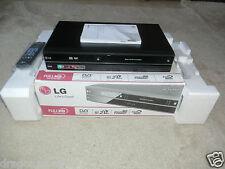 LG rct699h Dvd-Recorder/VHS-lettore video in scatola originale, molto ben tenuto, 2j. GARANZIA
