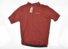 Specialized Men's RBX Merino Short Sleeve Jersey Medium Crimson Brand New