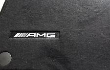 Mercedes Benz AMG Original Fussmatten W 447 V Klasse/Vito RHD Schwarz Neu OVP